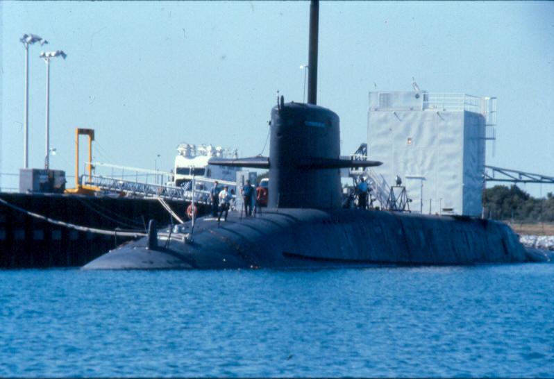 SSBN 657 Sea Stories